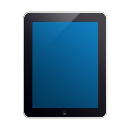 pda: Digital tablet, touch screen computer