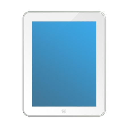 multitouch: Digital tablet, touch screen computer
