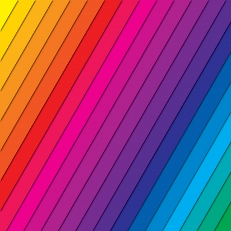 Color spectrum abstract background, beautiful colorful wallpaper Vector