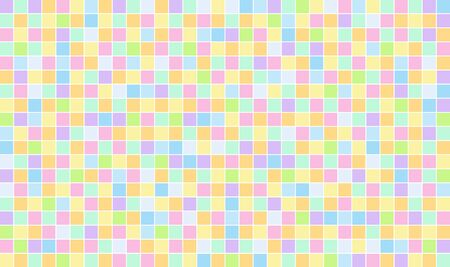 Abstract pixelated background, vector pixel background.