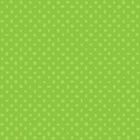 Seamless pattern with uneven circles. Vector illustration.