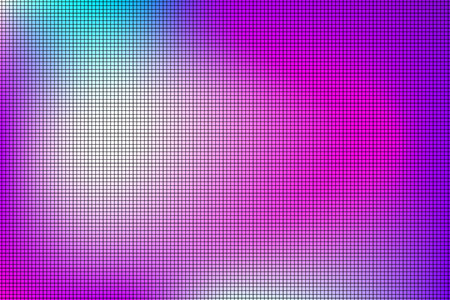 Abstract bright violet background with fine mesh.Retro wave stile.