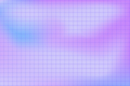 Background from the grid with a colored pastel whitw-purple gradient.