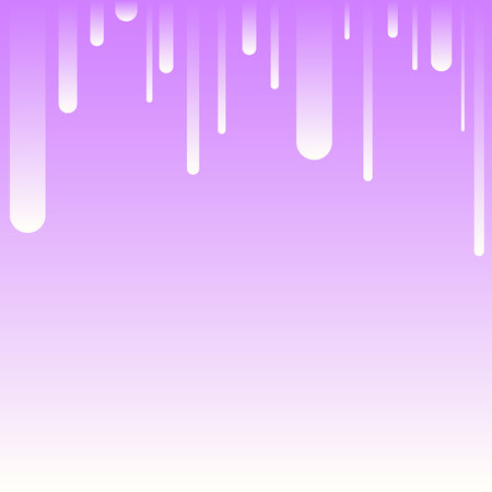 Abstract geometric background. Parallel violet lines on top.Colorful stripes. Illustration. Imagens