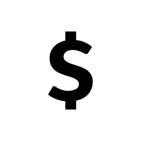 Money cash icon isolated on white. Cash symbol Фото со стока - 137962221