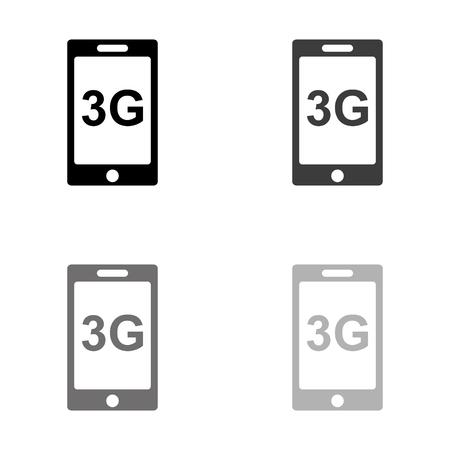 internet 3g icon