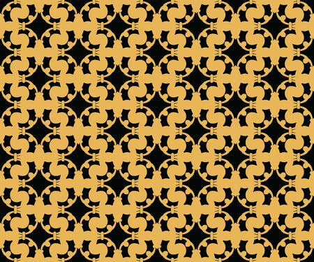 Seamless wallpaper pattern. fabric texture, background floral vector Vectores