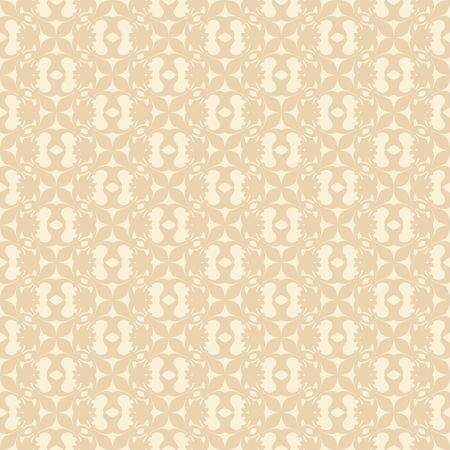 Seamless wallpaper pattern. fabric texture, background floral vector 向量圖像