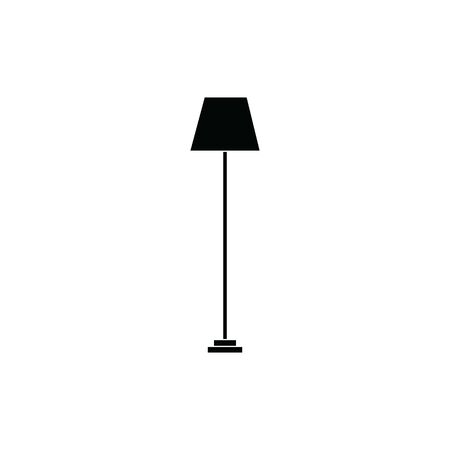 floorlamp icon - vector sign Banque d'images - 149154548