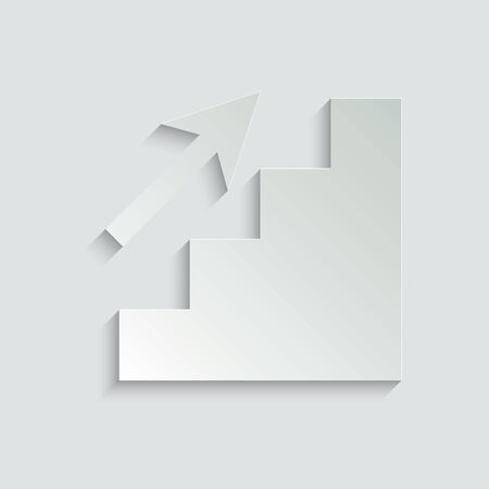 stairs vector icon Imagens - 150286299