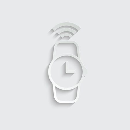 smart watch icon.