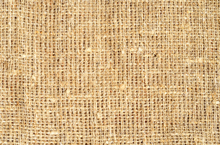gold flax: Burlap golden sacking background