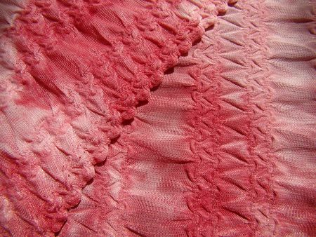 wrinkled fabric texture shaded pink and fuchsia color