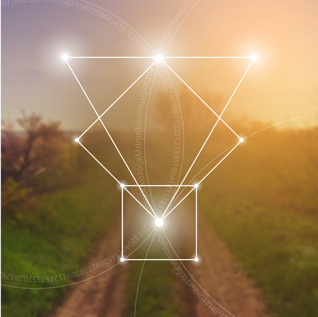 Geometría sagrada. Las matemáticas, la naturaleza y la espiritualidad en la naturaleza. La fórmula de la naturaleza. No hay principio ni fin del Universo, y no hay principio ni fin de la vida y el placer.