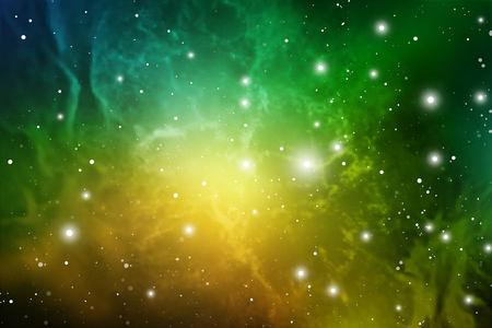 astral: Astrology Mystic Background. Outer Space. Vector Digital Colorful Illustration of Universe. Vector Galaxy Background.