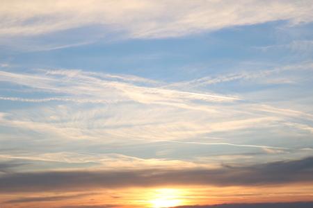 finery: sunset