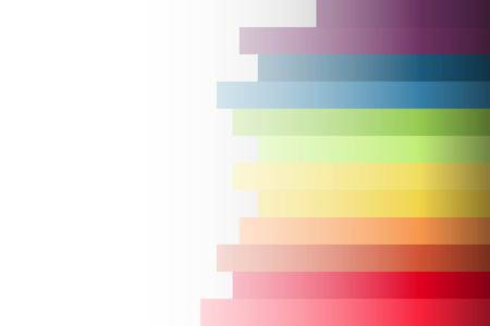 Rainbow  background for your design: poster, card, wallpaper
