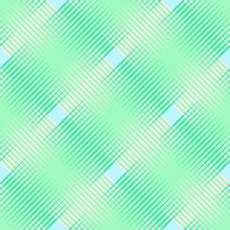 Seamless vector crosshatch pattern, seamless checkered, plaid pattern, modern geo, geometric background in light blue, seamless fabric print