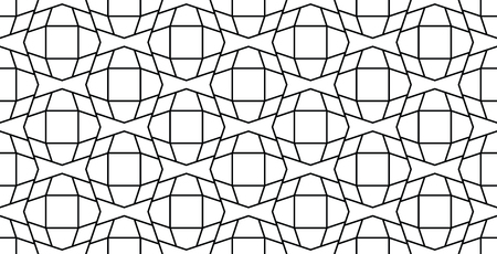 Seamless geometric pattern of the straight lines, seamless trellis pattern, seamless grid, textured background