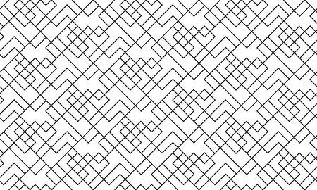 Geometric seamless pattern, diagonal thin line seamless print, abstract background texture, art deco pattern