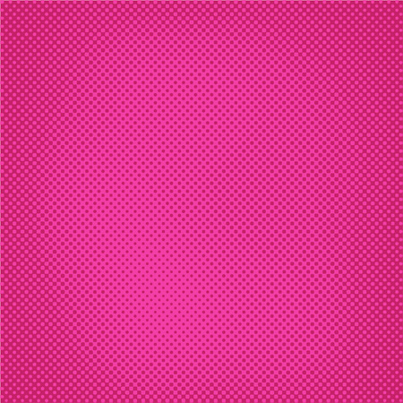 Pop art style banner design, halftone dots effect, abstract vector background