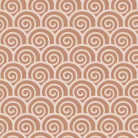 Greece vintage ethnic seamless pattern with swirl, trellis pattern, folk abstract repeating background texture, greek key seamless fabric print