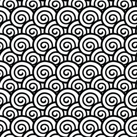 Greece vintage ethnic seamless pattern with swirls, seamless trellis pattern, greek key abstract repeating background texture