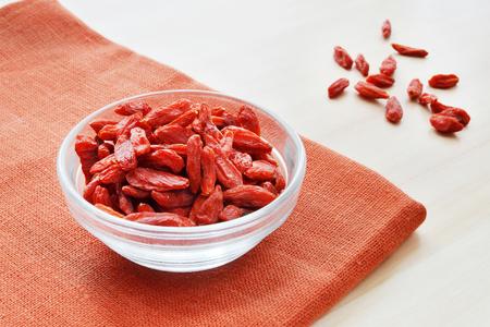 chinese wolfberry: red goji berry