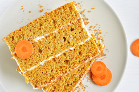 wortelcake dessert