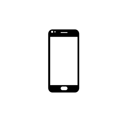 Smartphone icon. Vector