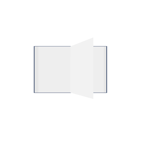Book. Flat icons. Vector Illustration. Illustration