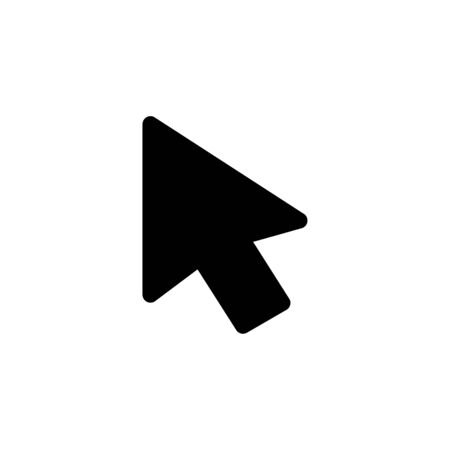 Computer mouse Cursor icon. 版權商用圖片
