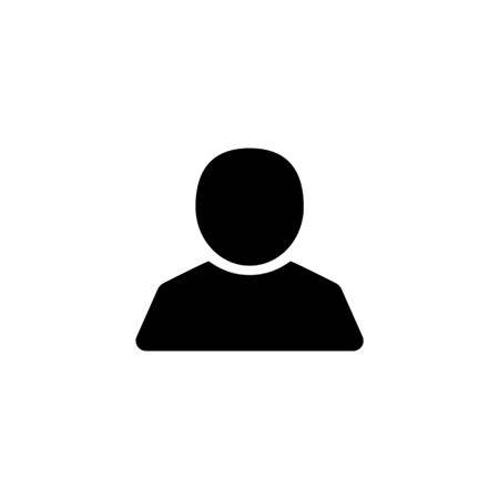 User silhouette icon.