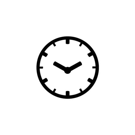 Wall clock icon.