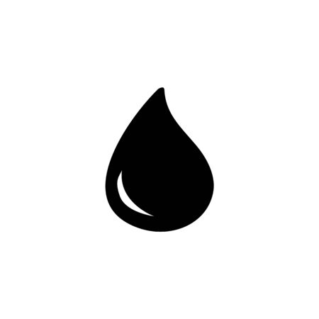 Water drop icon.
