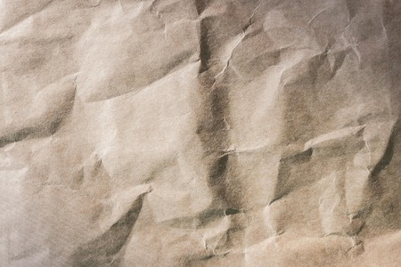 Rough paper, wrinkled texture. Light, beige tones, no pattern. Organic, natural materials. Side lighting.