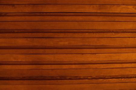 Brown boards, lumber. Wall, floor, wooden surface. Imagens