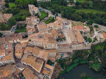 Besalu is a medieval village in Girona province in Spain