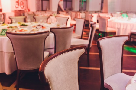 Luxury, elegant wedding reception table arrangement, floral centerpiece.