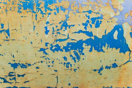 rusty metal texture pattern plate blue brown iron seamless background seamless background. Imagens
