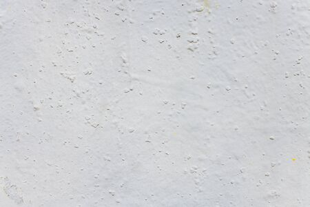 Simple concrete wall background with texture white.