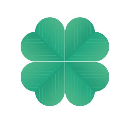 four fourleaf: Four-leaf clover