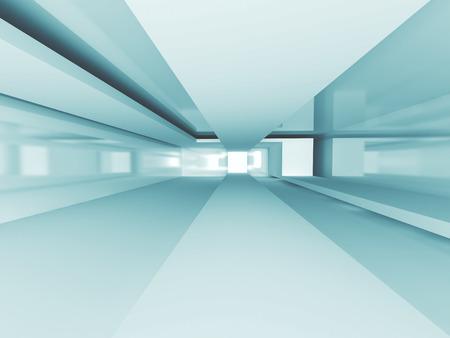 arquitectura abstracta: Abstracto Arquitectura Dise�o Fondo futurista. 3d hacer ilustraci�n Foto de archivo