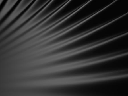 shiny black: Shiny Dark Black Abstract Background. 3d Render Illustration