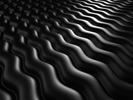 nickel: Aluminum Abstract Metallic Pattern Background. 3d Render Illustration