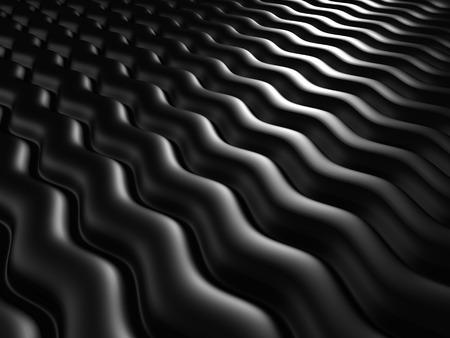 aluminum: Aluminum Abstract Metallic Pattern Background. 3d Render Illustration