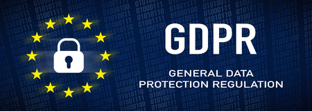 General Data Protection Regulation, GDPR Standard-Bild - 102948396