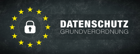 General Data Protection Regulation - german text: Datenschutzgrundverordnung