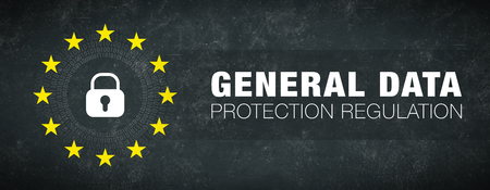 General Data Protection Regulation, GDPR Standard-Bild - 104525029