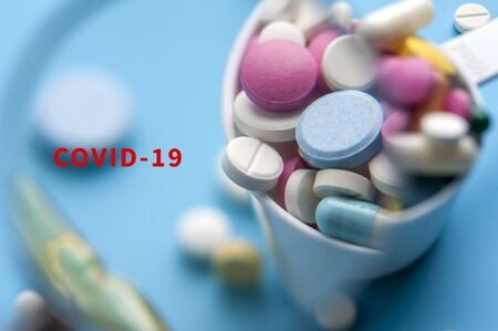 Covid-19 Virus Pandemic Concept
